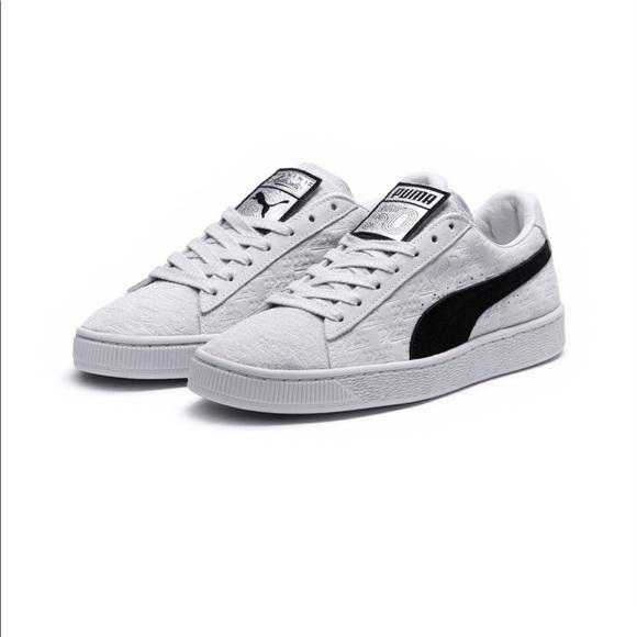 X Panini Suede Classic Sneakers   Poshmark